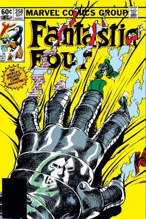 Fantastic Four (1961) #258