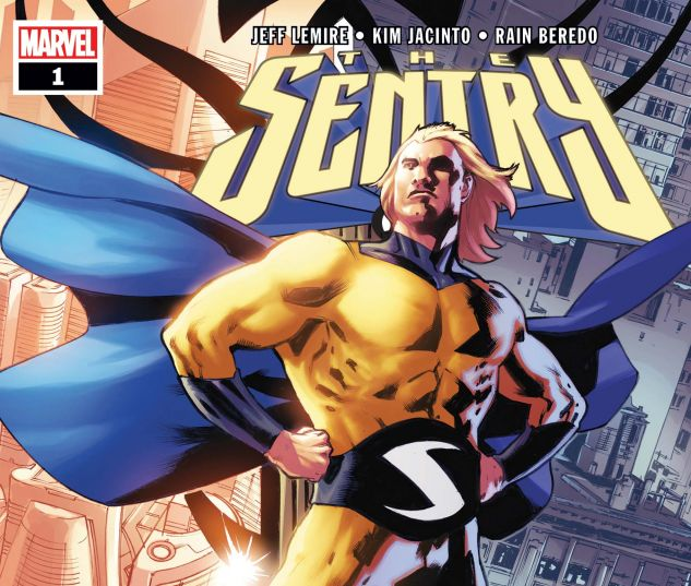 cover from Sentry (2018) #1