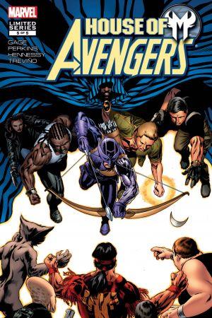 House of M: Avengers #5