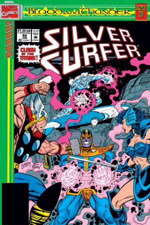 Silver Surfer #88