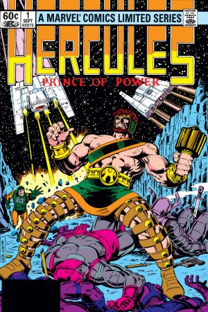 Hercules: Prince of Power #1