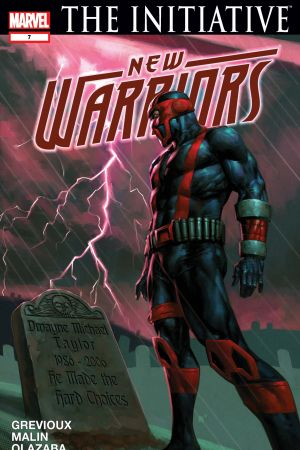 New Warriors #7