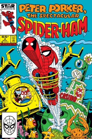Peter Porker, the Spectacular Spider-Ham #4