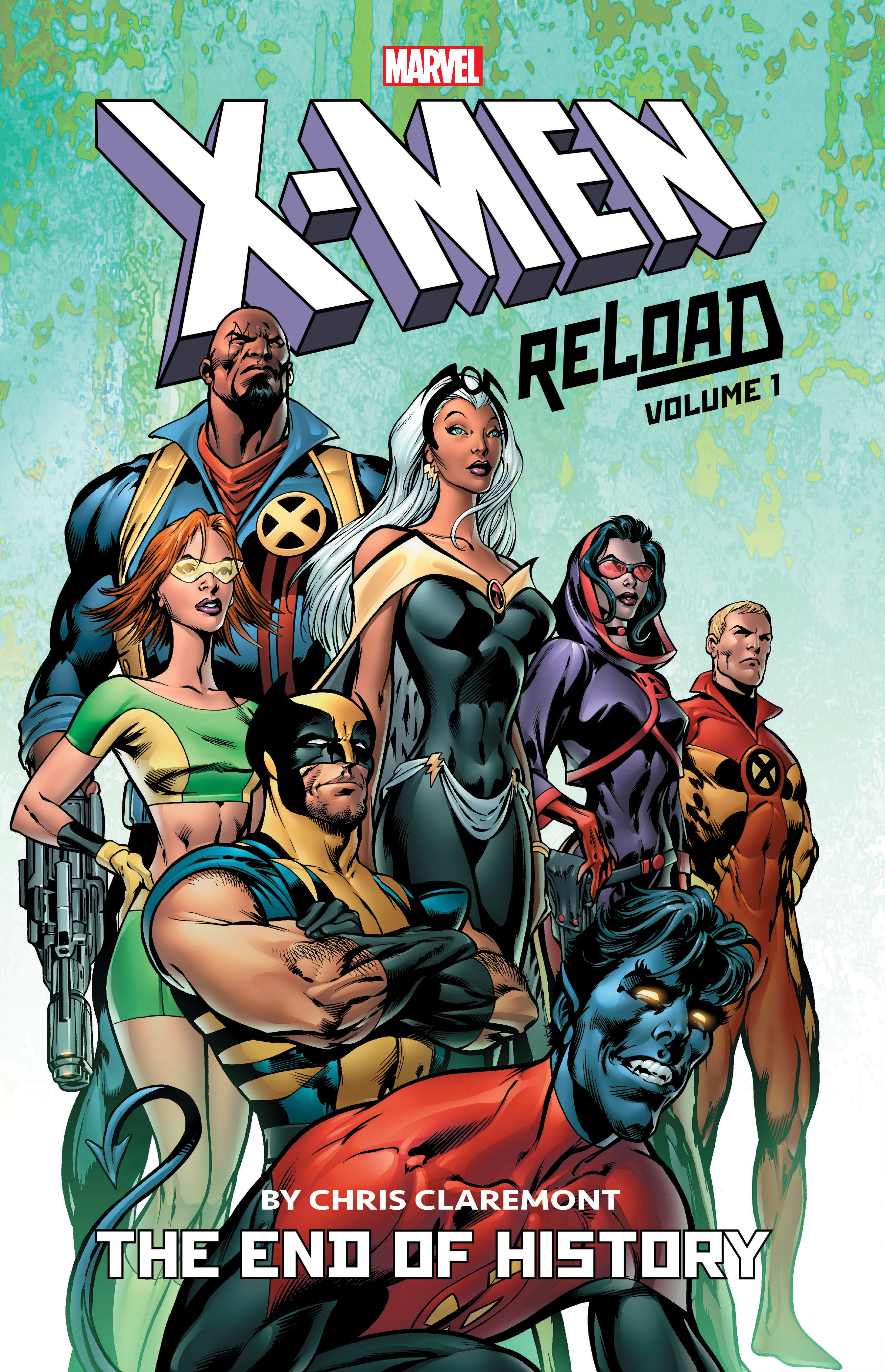 X-Men: Reload By Chris Claremont Vol. 1 - The End of History (Trade Paperback)