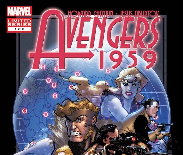 Avengers 1959 (2001) #1