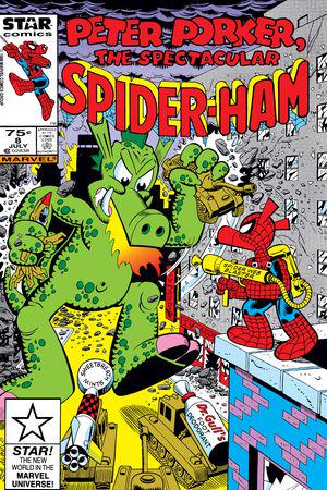 Peter Porker, the Spectacular Spider-Ham (1985) #8