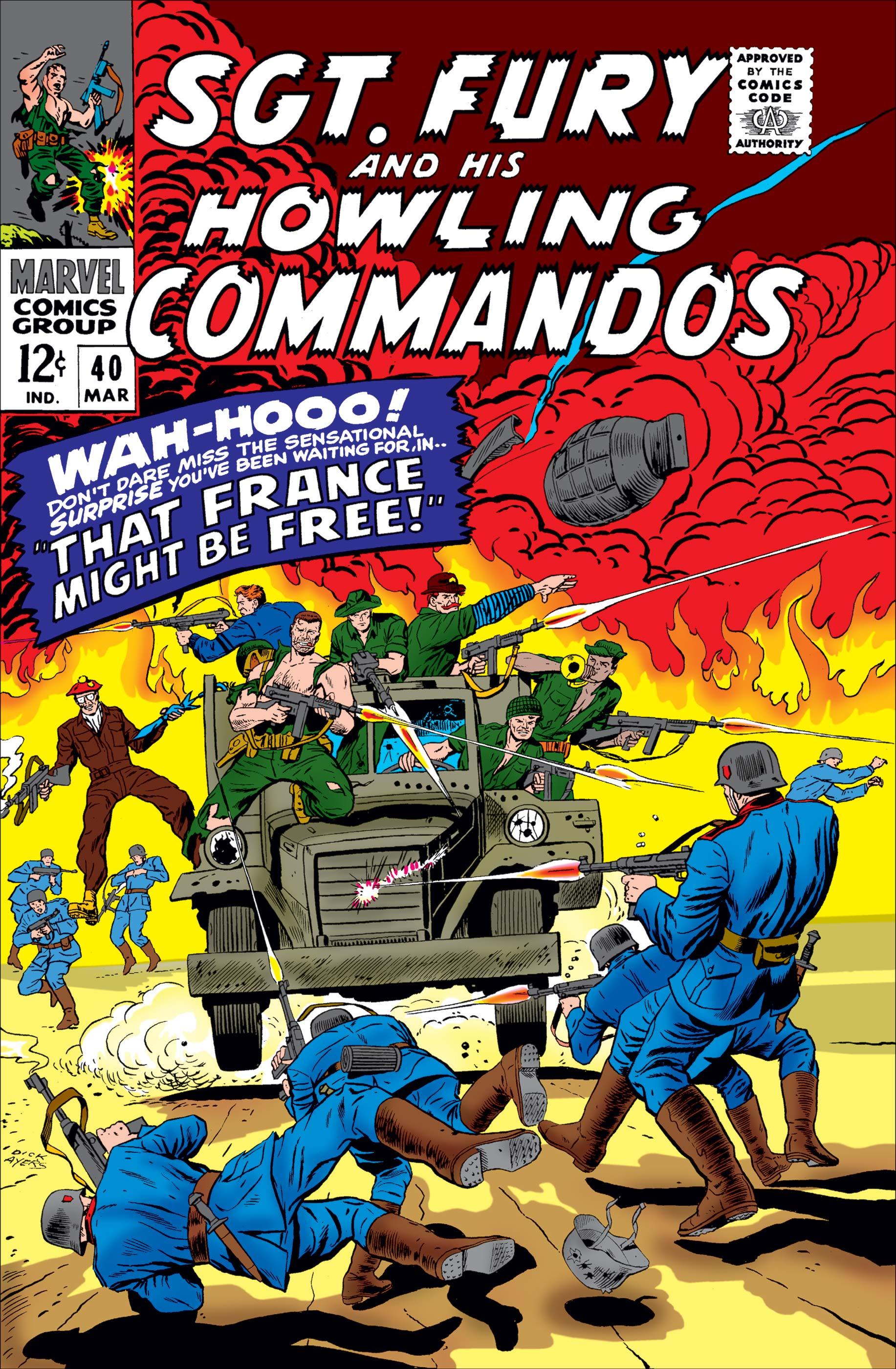 Sgt. Fury (1963) #40