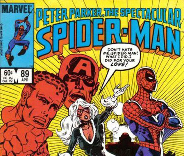 Peter Parker, the Spectacular Spider-Man #89