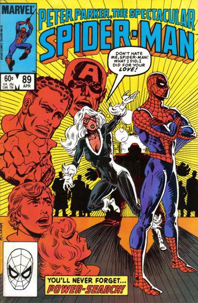 Peter Parker, the Spectacular Spider-Man (1976) #89