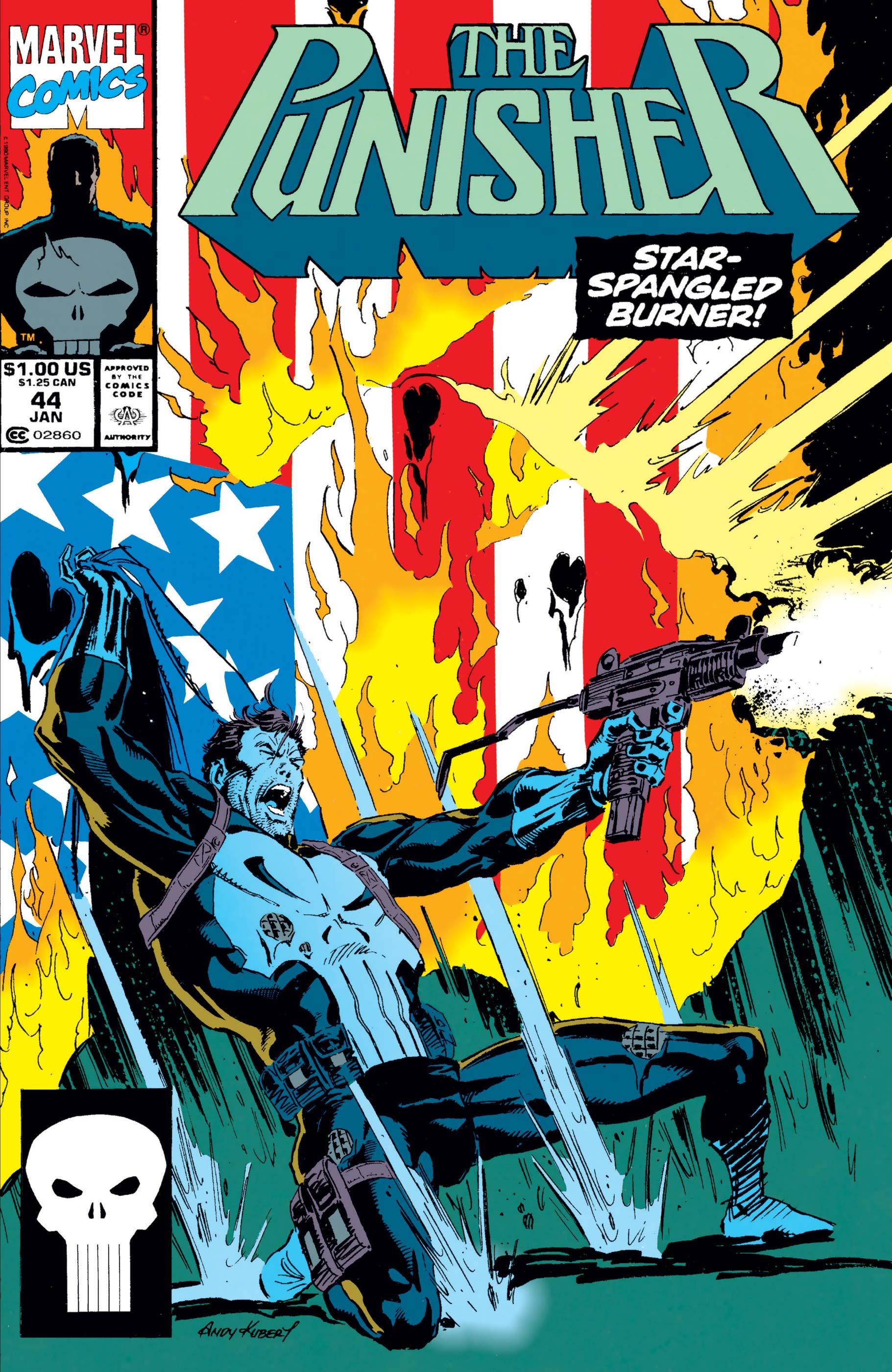 The Punisher (1987) #44