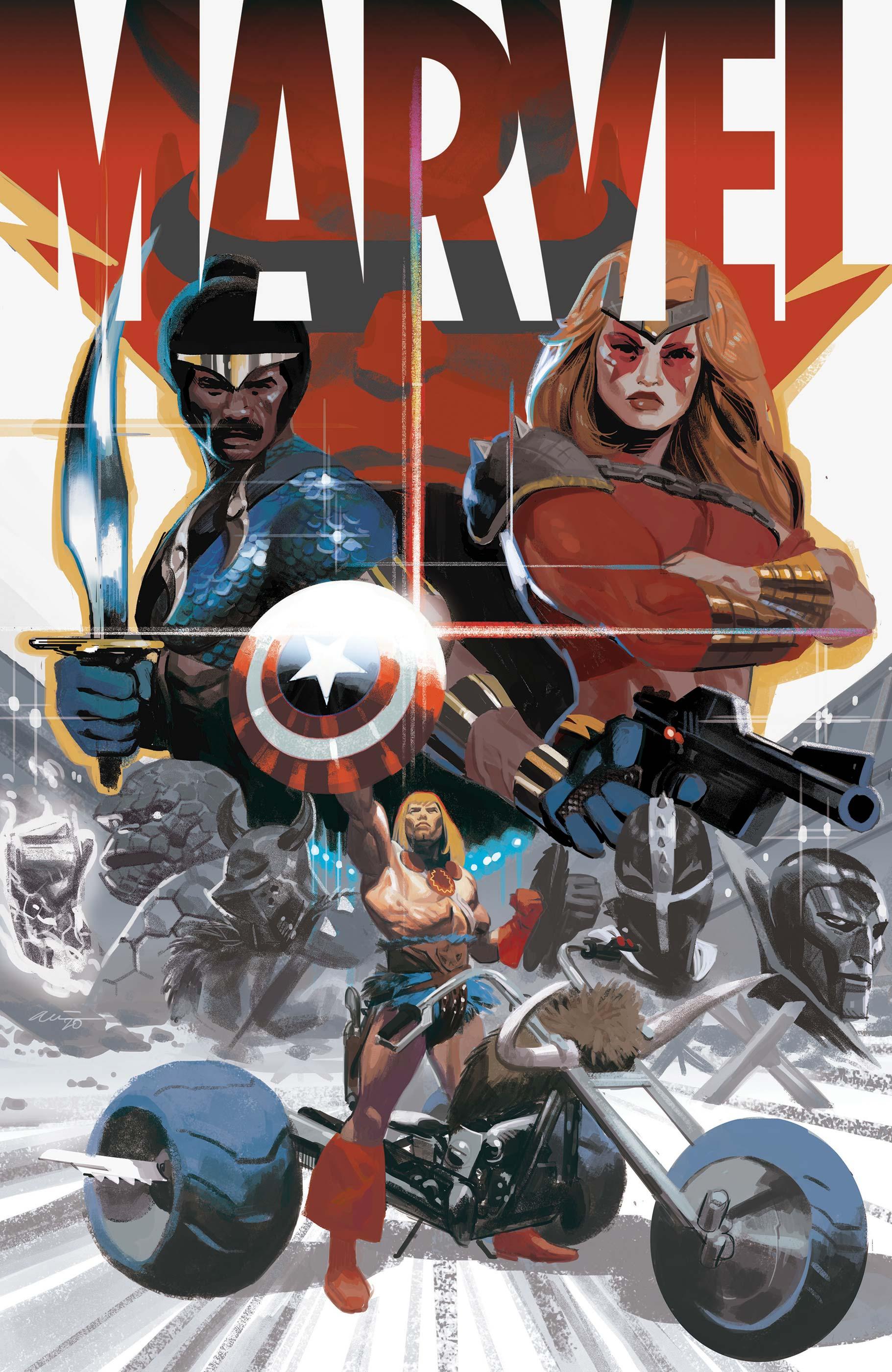Marvel (2020) #4 (Variant)