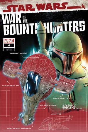 Star Wars: War of the Bounty Hunters (2021) #4 (Variant)