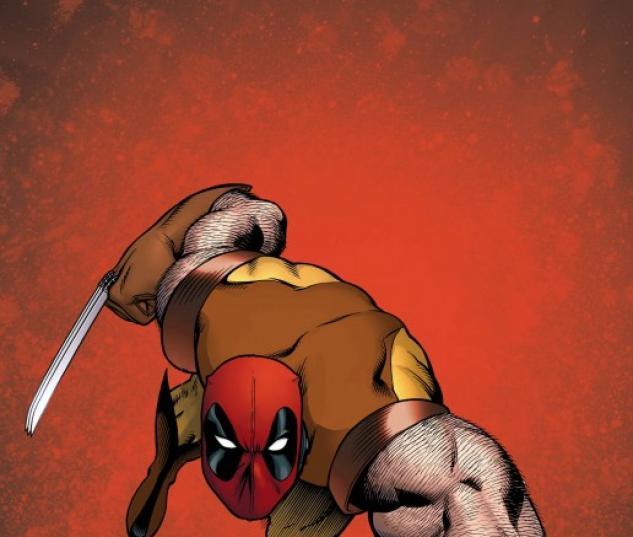 Wolverine: Savage (2010) #1 (DEADPOOL VARIANT)