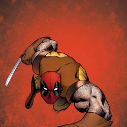 Wolverine: Savage (2010) #1 (DEADPOOL VARIANT)