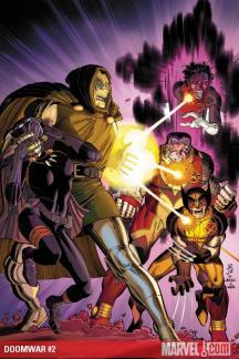Doomwar (2010) #2