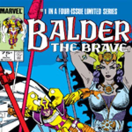 Balder the Brave (1985)