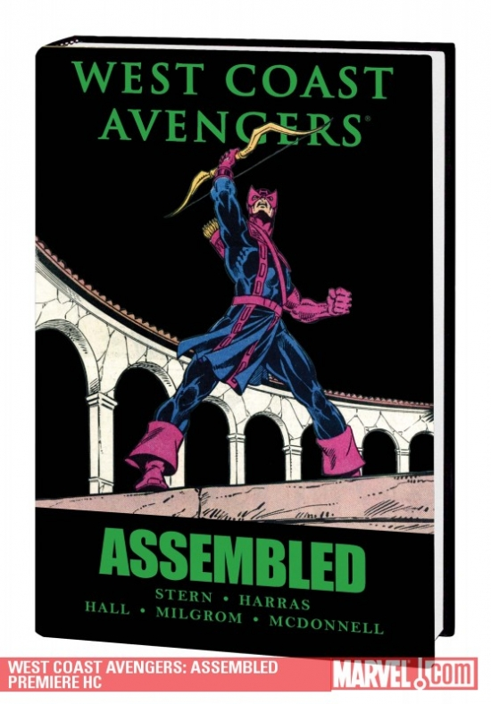 Avengers: West Coast Avengers - Assembled (Hardcover)