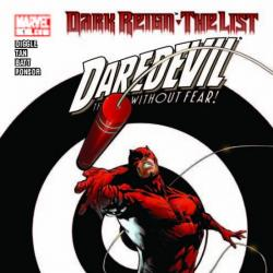 DARK REIGN: THE LIST - DAREDEVIL ONE-SHOT