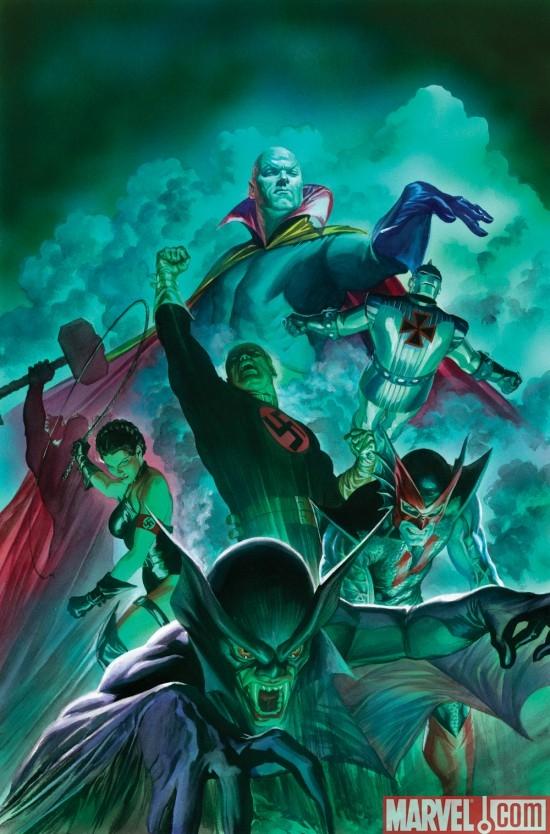 Avengers/Invaders (2008) #11