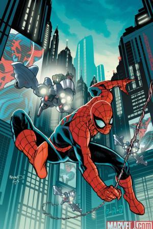 Timestorm 2009/2099: Spider-Man (2009) #1