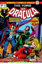Tomb of Dracula (1972) #29 cover