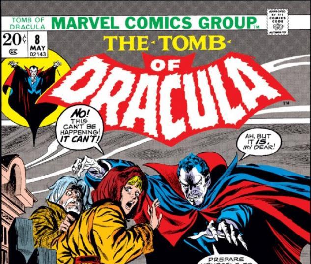 Tomb Of Dracula #8