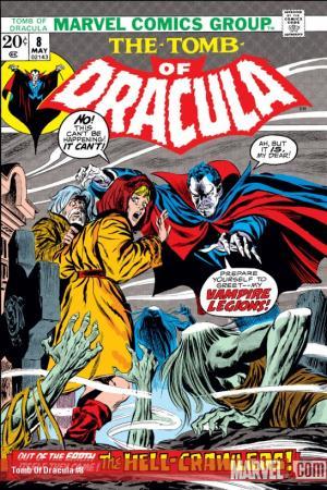 Tomb of Dracula (1972) #8