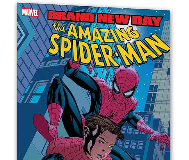 SPIDER-MAN: BRAND NEW DAY VOL. 3 #0