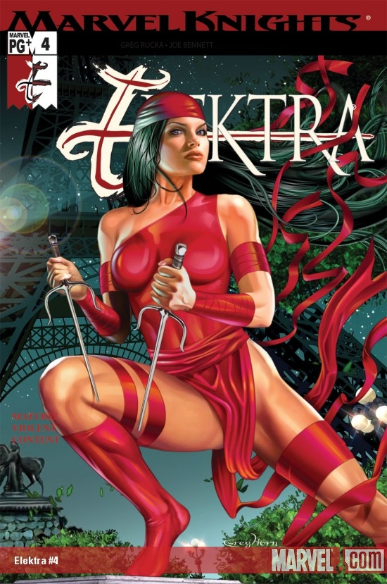 Elektra (2001) #4