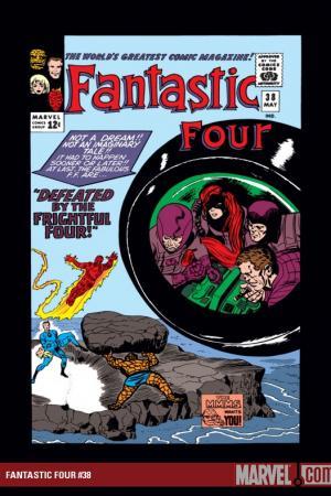 Fantastic Four Omnibus Vol. 2 (2007)