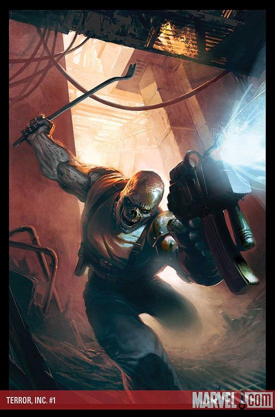 Terror, Inc. (2007) #1