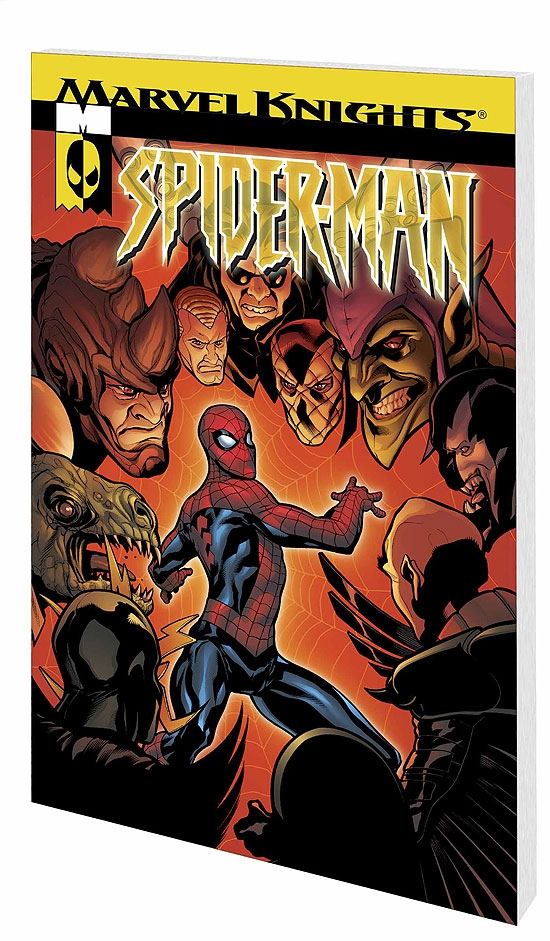 Marvel Knights Spider-Man Vol. 3: The Last Stand (Trade Paperback)