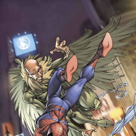 MARVEL AGE SPIDER-MAN (2003) #1 COVER