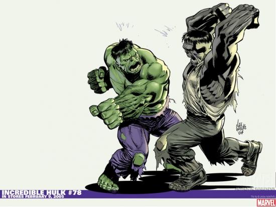 Incredible Hulk (1999) #78 Wallpaper