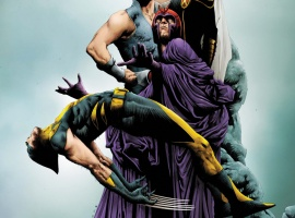 Wolverine (2010) #6 cover by Jae Lee