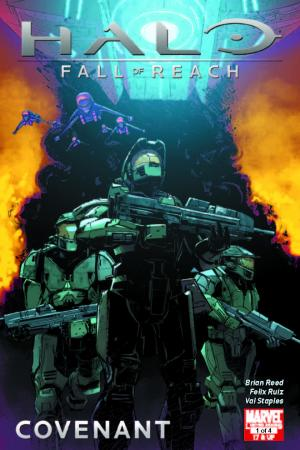 Halo: Fall of Reach - Covenant #1