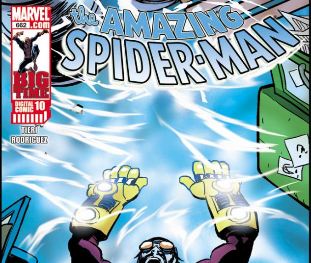 Spider-Man: Big Time #10