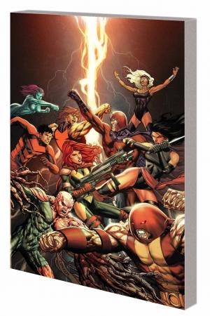 Generation Hope: The End of A Generation TPB (Trade Paperback)