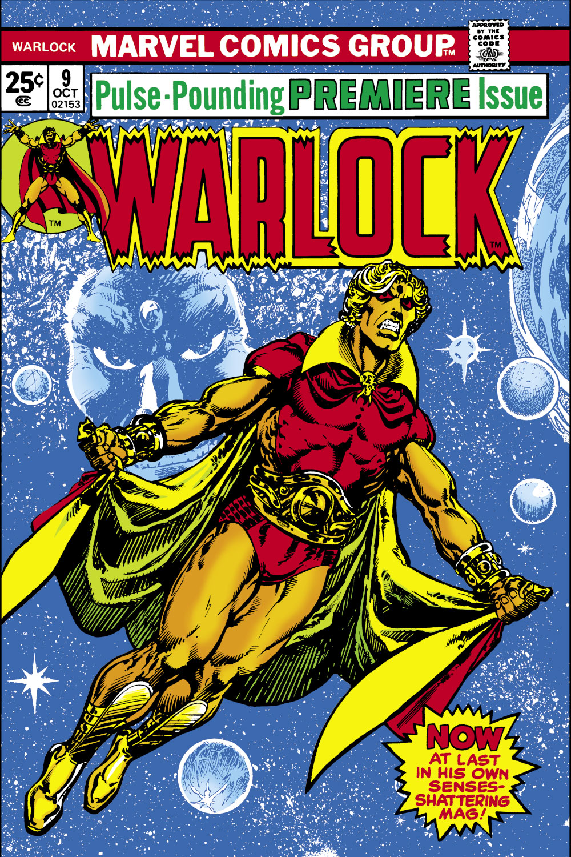 Warlock (1972) #9