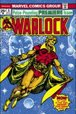 Warlock (1972) #9 cover