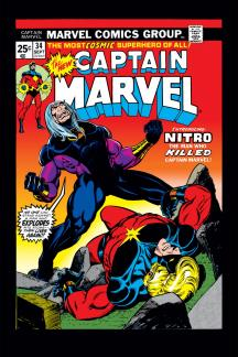 Captain Marvel (1968) #34