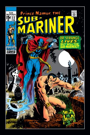 Sub-Mariner (1968) #22