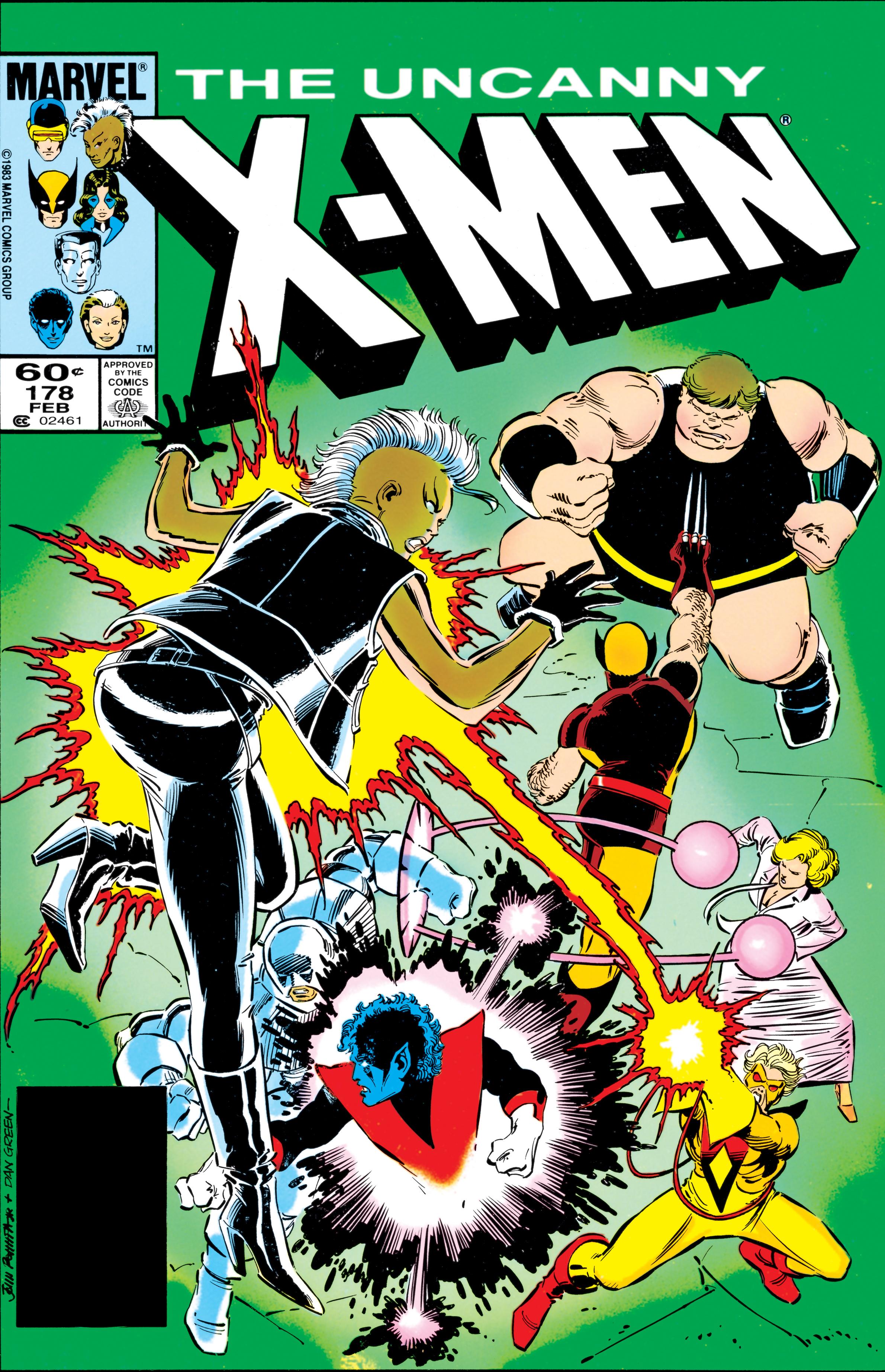 Uncanny X-Men (1963) #178