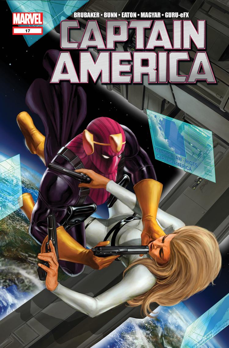 Captain America (2011) #17