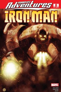 Marvel Adventures Iron Man #8