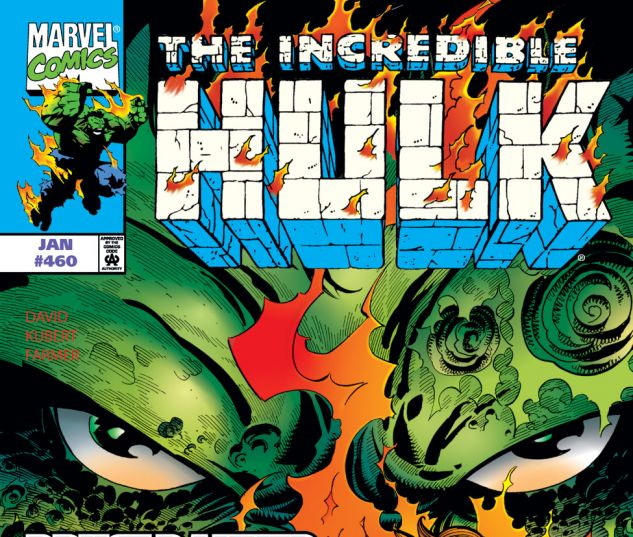 Incredible Hulk (1962) #460 Cover