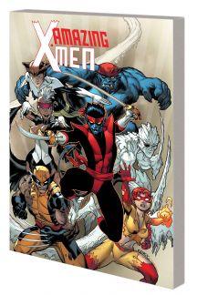 AMAZING X-MEN VOL. 1: THE QUEST FOR NIGHTCRAWLER TPB (Trade Paperback)