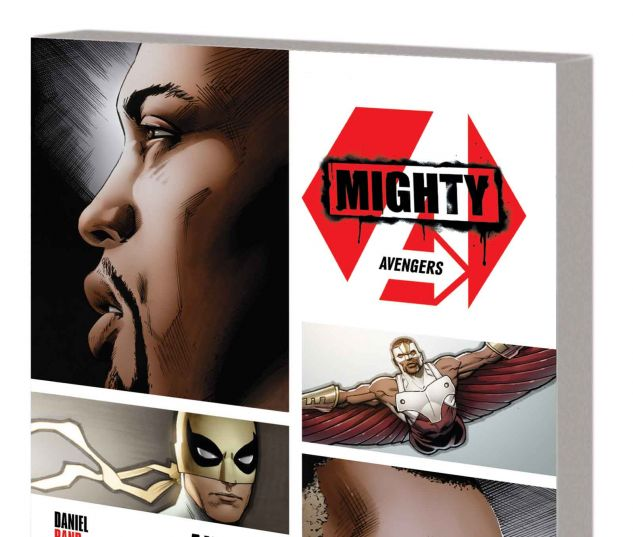 MIGHTY AVENGERS VOL. 2: FAMILY BONDING TPB