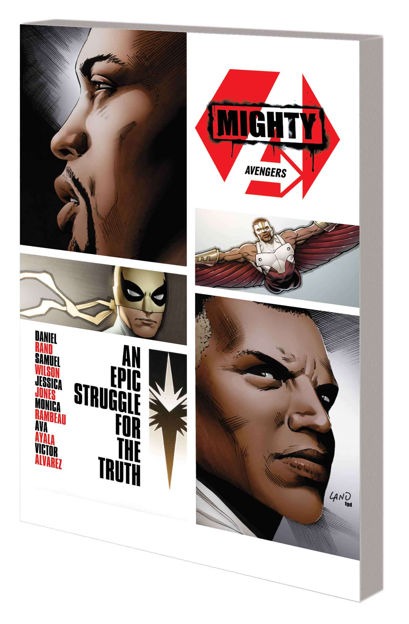 Mighty Avengers Vol. 2: Family Bonding (Trade Paperback)