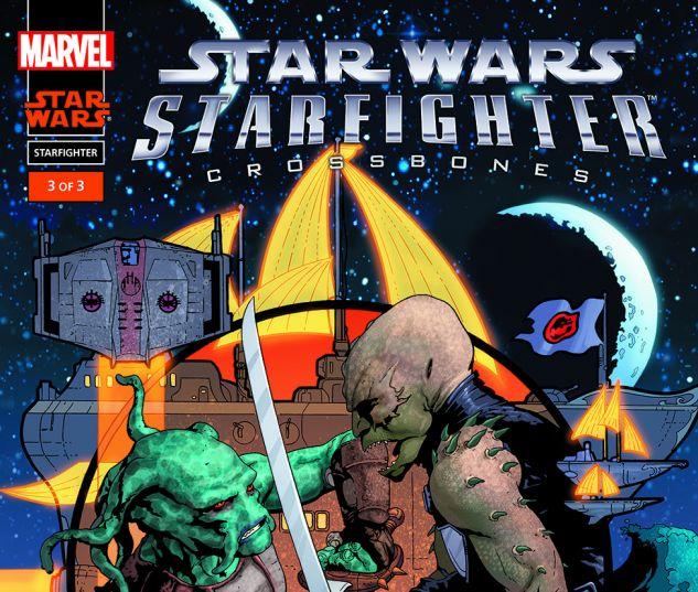 Star Wars: Starfighter - Crossbones (2002) #3
